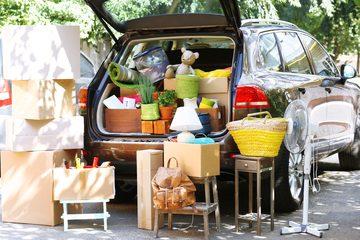פינוי תכולת דירה לפני מעבר לדירה חדשה – להפוך את המעבר לפשוט יותר