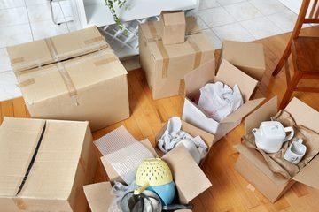 כיצד למיין פריטים לפני פינוי דירה?